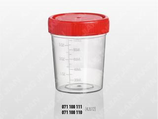 尿液标本杯 100ml